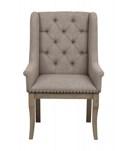 Vermillion Arm Chair - Bisque