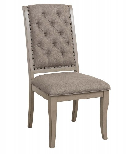 Vermillion Side Chair - Bisque