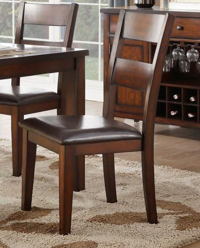 Mantello Side Chair - Cherry
