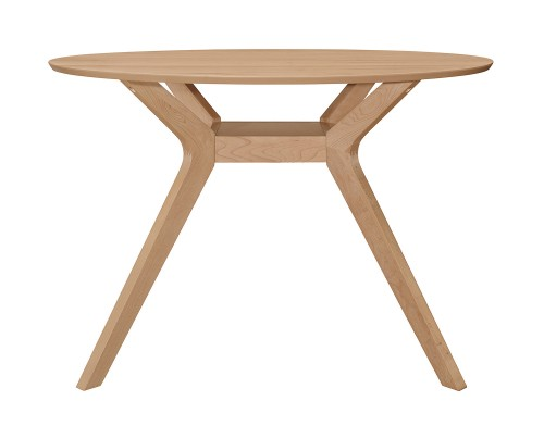 Hamar Round Dining Table - Natural