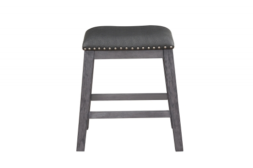 Timbre Counter Height Stool - Gray