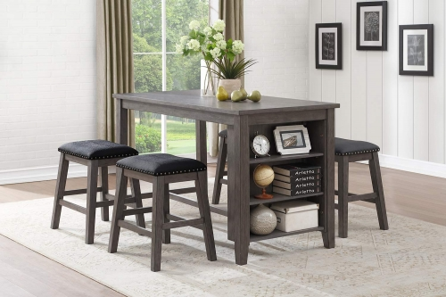 Timbre Dining Set - Gray