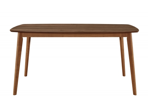 Paran Dining Table - Natural Walnut