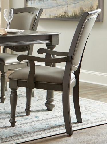 Summerdale Arm Chair - Birch veneer
