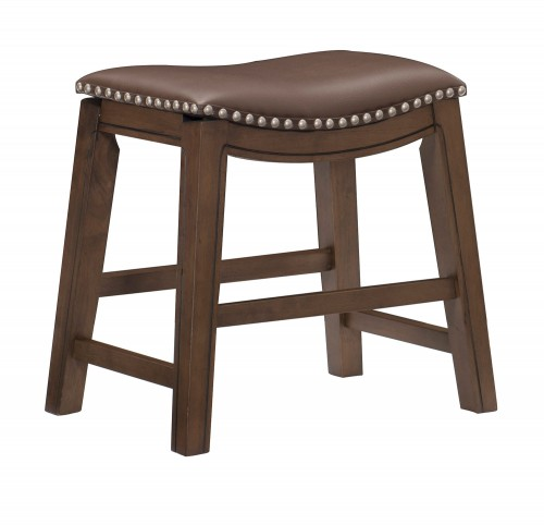 18 SH Stool - Brown