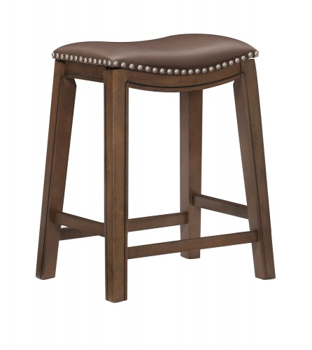 24 SH Stool - Brown