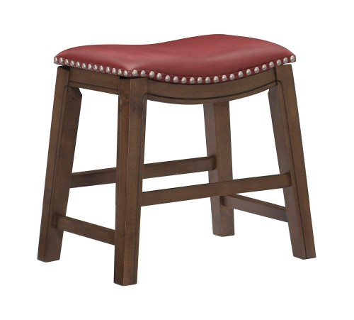 18 SH Stool - Red