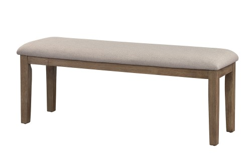 Armhurst Bench - Brown