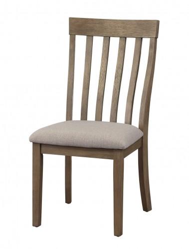Armhurst Side Chair - Brown
