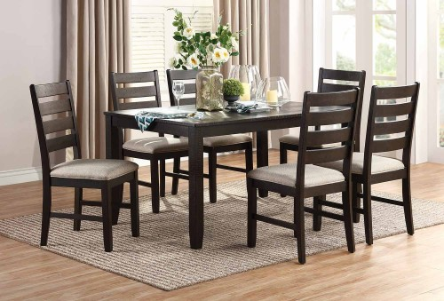 Blair 7-Piece Pack Dinette Set