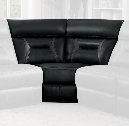 Amite Corner Seat - Dark Gray