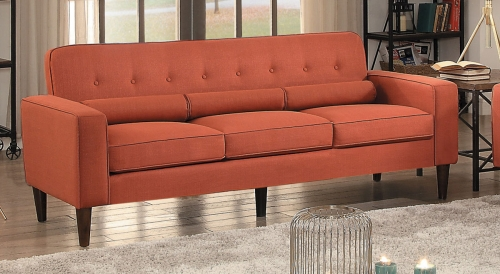 Corso Sofa - Orange