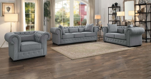 Savonburg Sofa Set - Gray