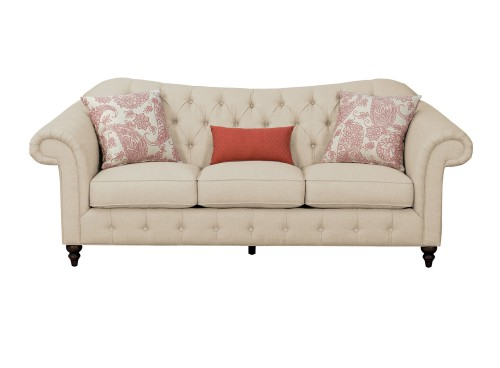 Selles Sofa - Beige