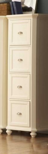 Hanna File Cabinet White