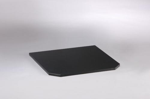 Homelegance Hanna Single-Length Cabinet Top Black