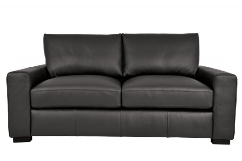 Escolar Love Seat - Brown