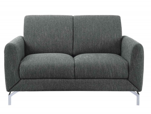 Venture Love Seat - Dark gray