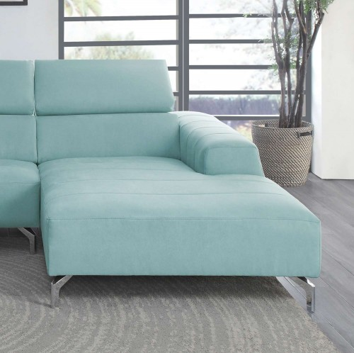 Prose Right Side Chaise - Teal