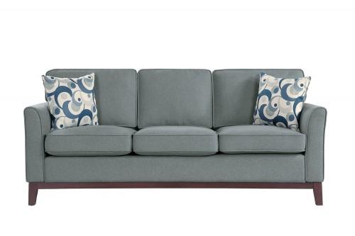 Blue Lake Sofa - Gray