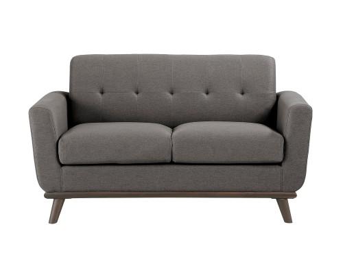 Rittman Love Seat - Gray