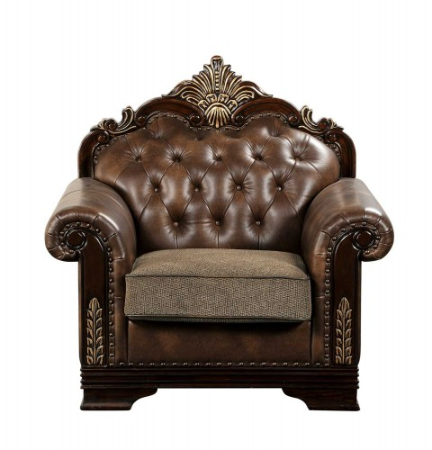 Croydon Chair - Brown