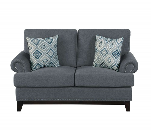 Beacon Love Seat - Gray