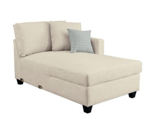 Southgate Right Side Chaise - Ivory
