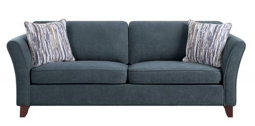 Barberton Sofa - Dark gray