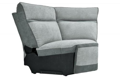 Hedera Corner Seat - Gray