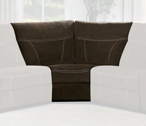 Annabelle Corner Seat - Brown