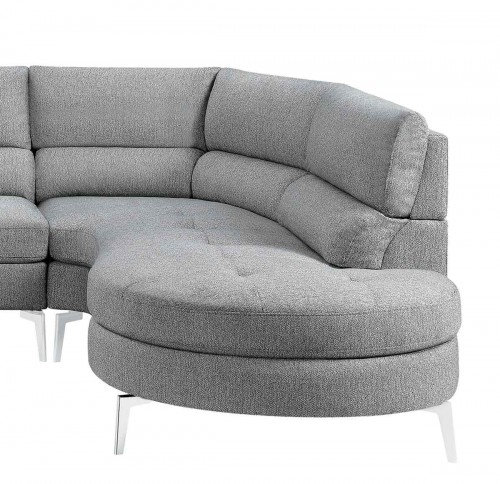 Bonita Right Side Chaise - Gray