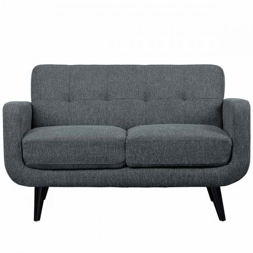 Monroe Love Seat - Gray
