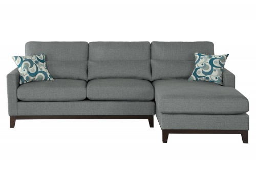 Greerman Sectional Sofa Set - Gray
