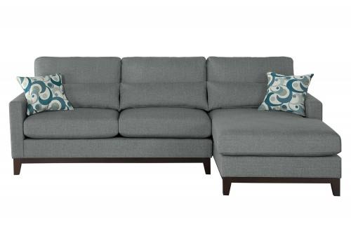 Greerman Sectional Sofa Set - Gray