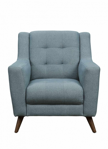 Basenji Chair - Gray