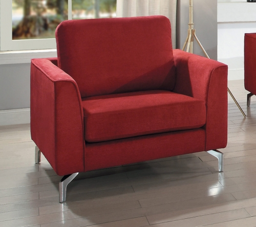 Canaan Chair - Red