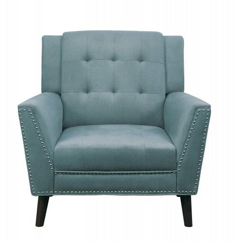 Broadview Chair - Fog gray