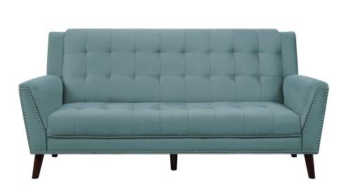 Broadview Sofa - Fog gray
