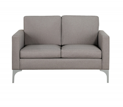 Soho Love Seat - Brownish Gray