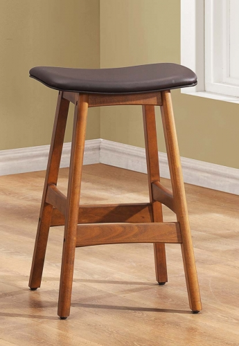 1188 Counter Stool - Dark Brown