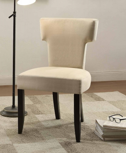 Alta Accent Chair - Beige