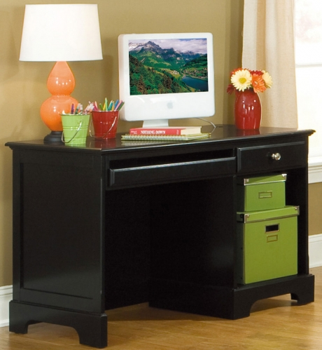 Morelle Writing Desk - Black