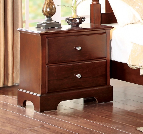 Morelle Night Stand - Cherry