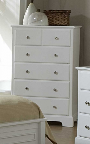 Morelle Chest - White