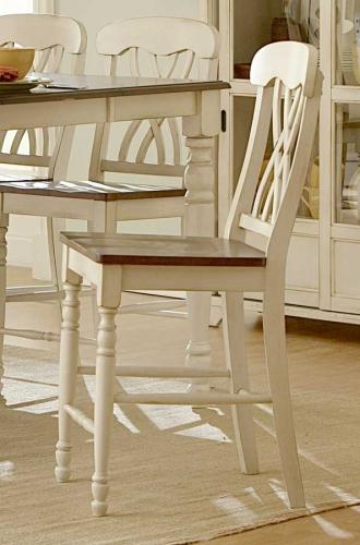 Ohana Counter Height Chair - White
