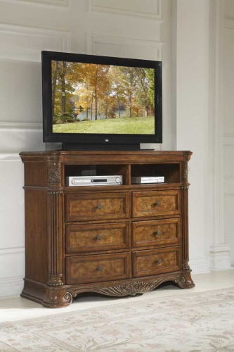 Golden Eagle TV Stand/Console