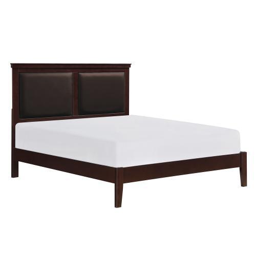 Seabright Bed - Cherry