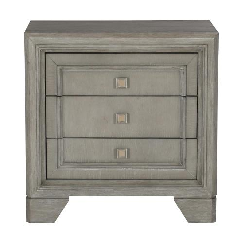 Colchester Night Stand - Driftwood Gray