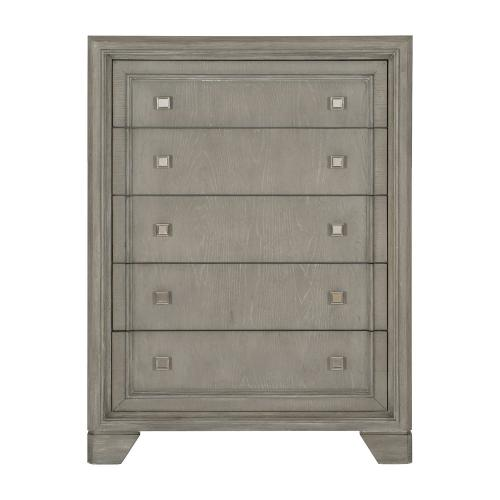 Colchester Chest - Driftwood Gray